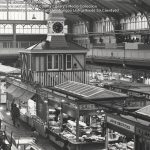 An archive image of Cardiff Central Market