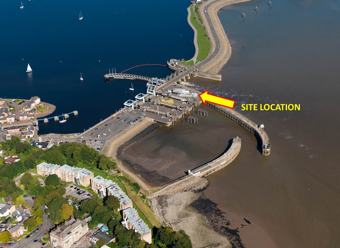 Bicycle Maintenance, Repair and Retail outlet  – Cardiff Bay Barrage