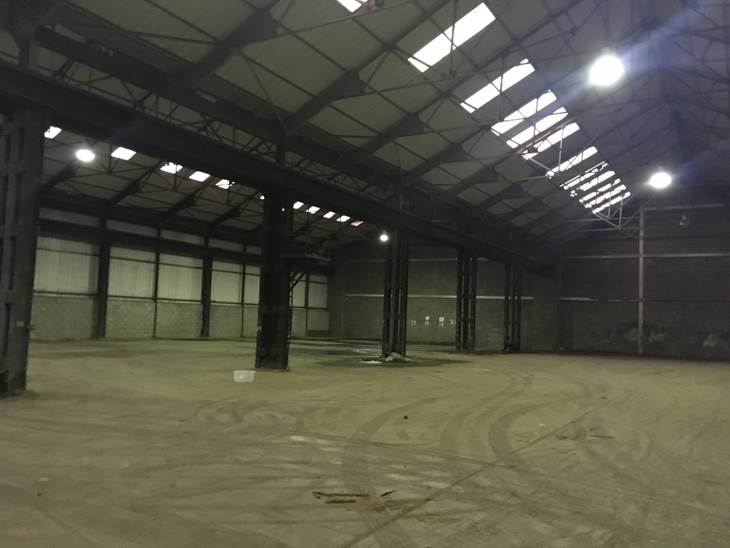 TO LET  INDUSTRIAL UNIT AT WILLIAMS WAY