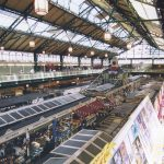 A view of Cardiff Central Market