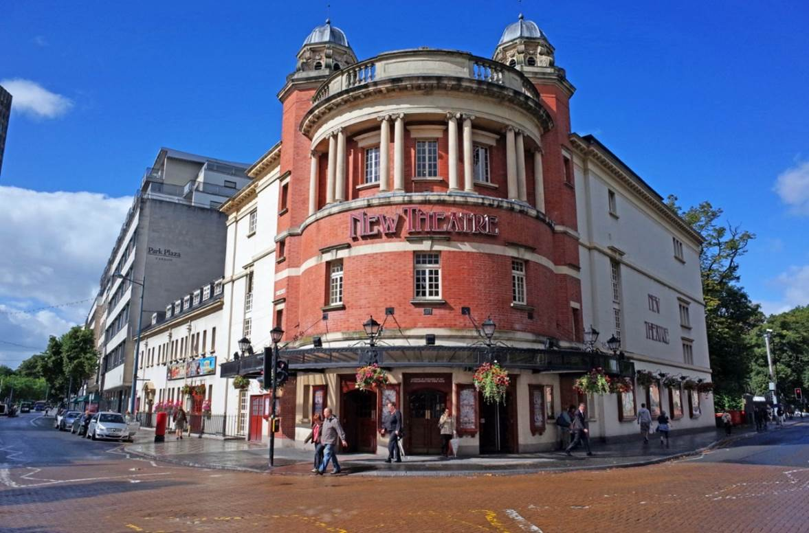 CARDIFF COUNCIL – NEW THEATRE CARDIFF – LEASE AVAILABLE