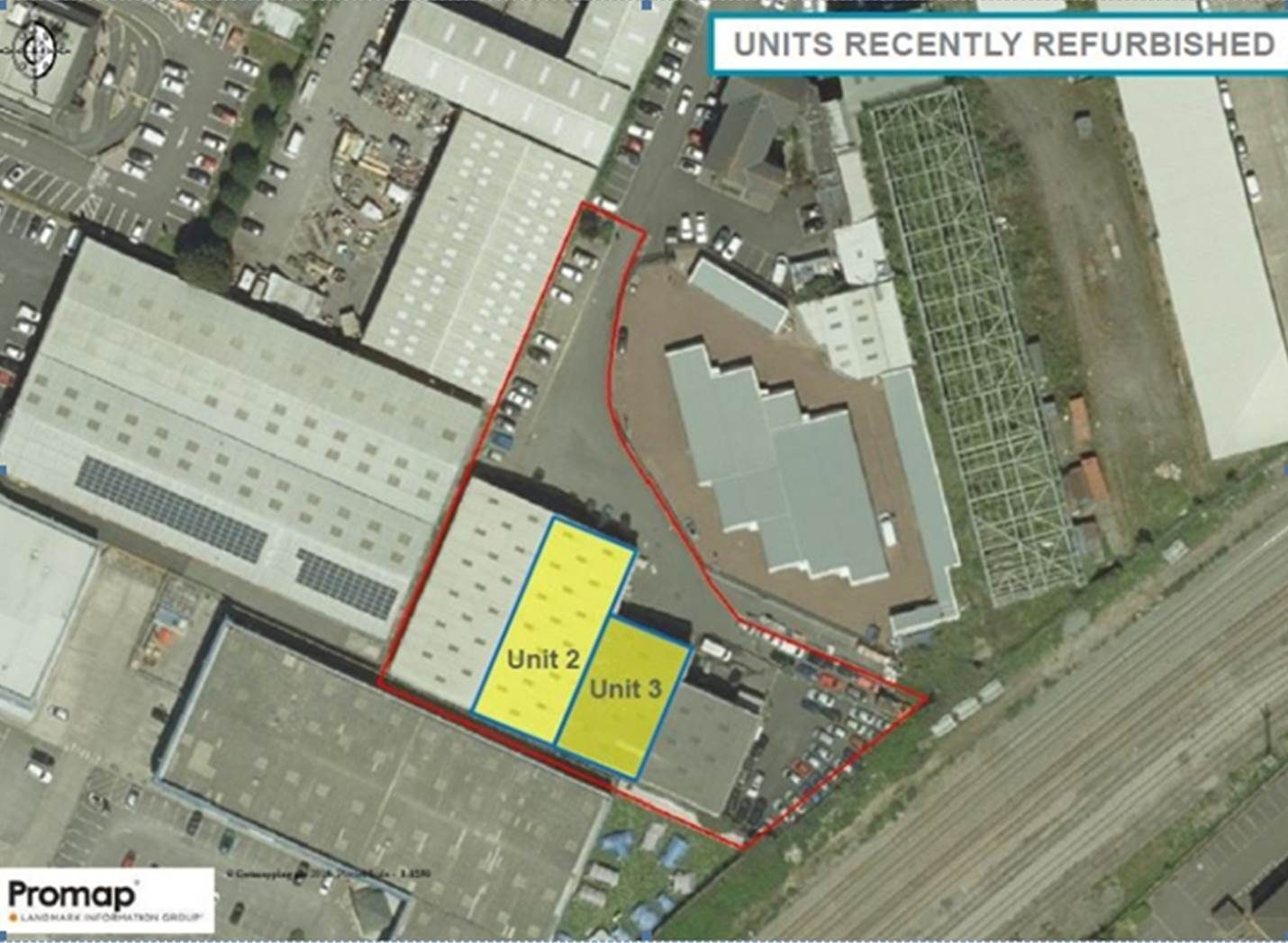 Units 2-3    Senlan Industrial Estate  Well located warehouse / trade / distribution units – TO LET
