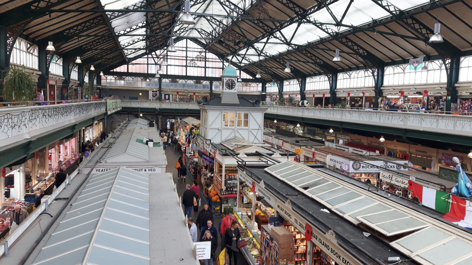 Cardiff Market – Vacant Stall To Let , Stalls 70-72